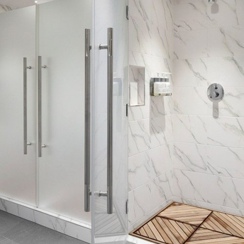 Showers and Changing Rooms
