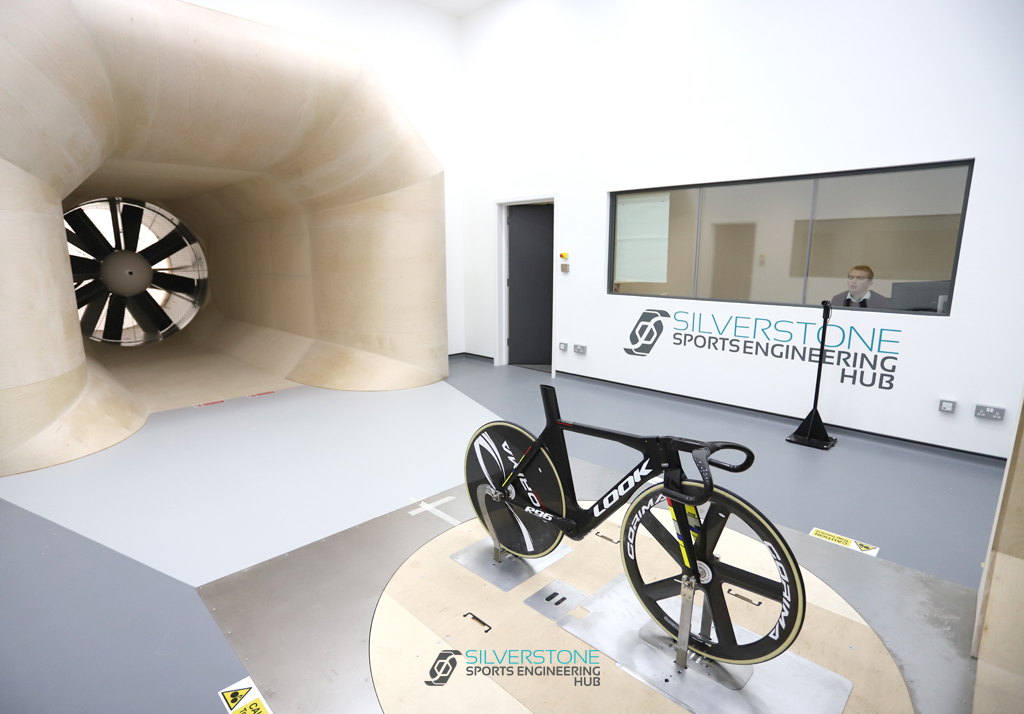 The Cycling Wind Tunnel Test Section