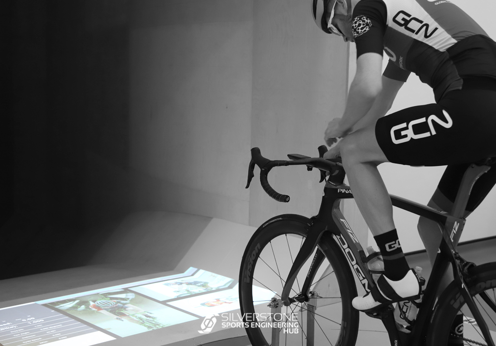 GCN in the silverstone wind tunnel